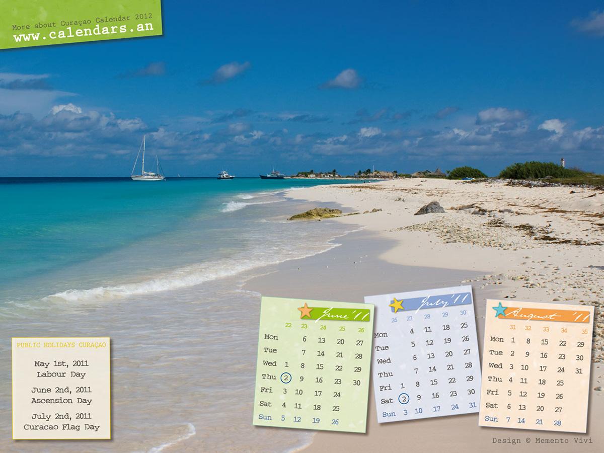Klein Curaçao with Calendar 2011