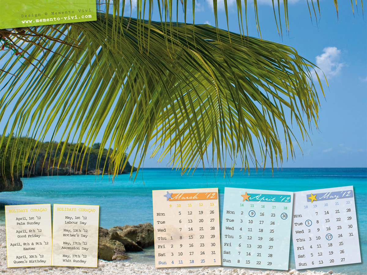 Port Mari Curaçao with Calendar 2011