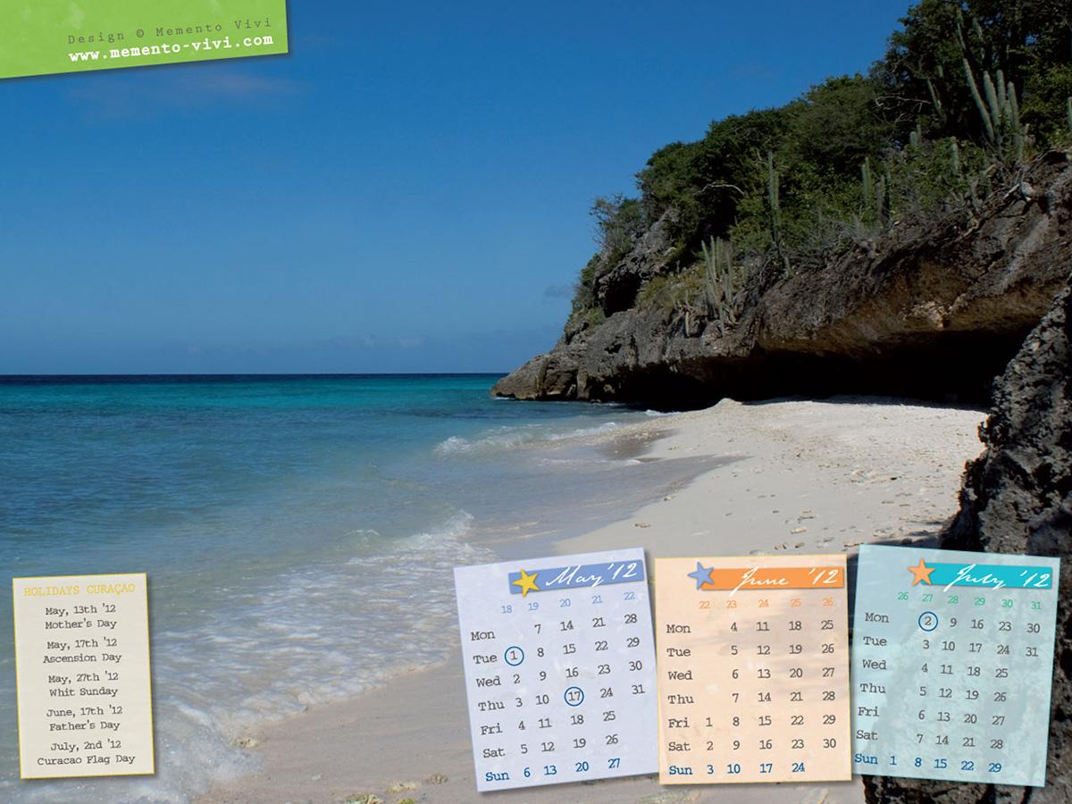 Playa Hulu with Calendar 2012