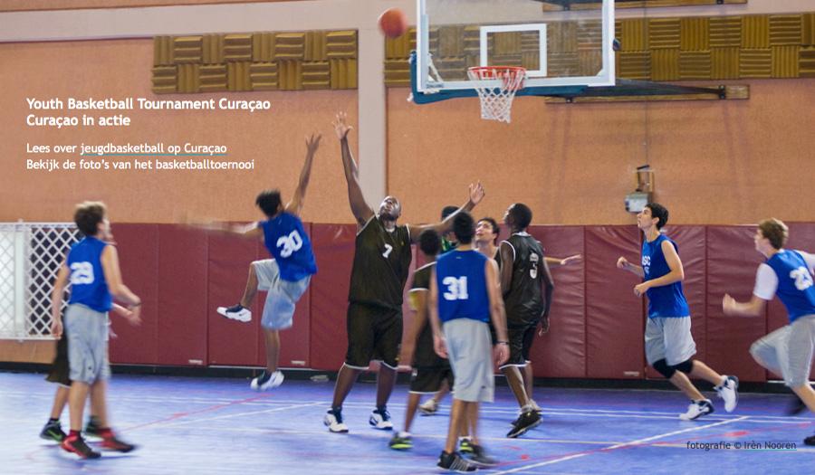 Basketball in Curaçao