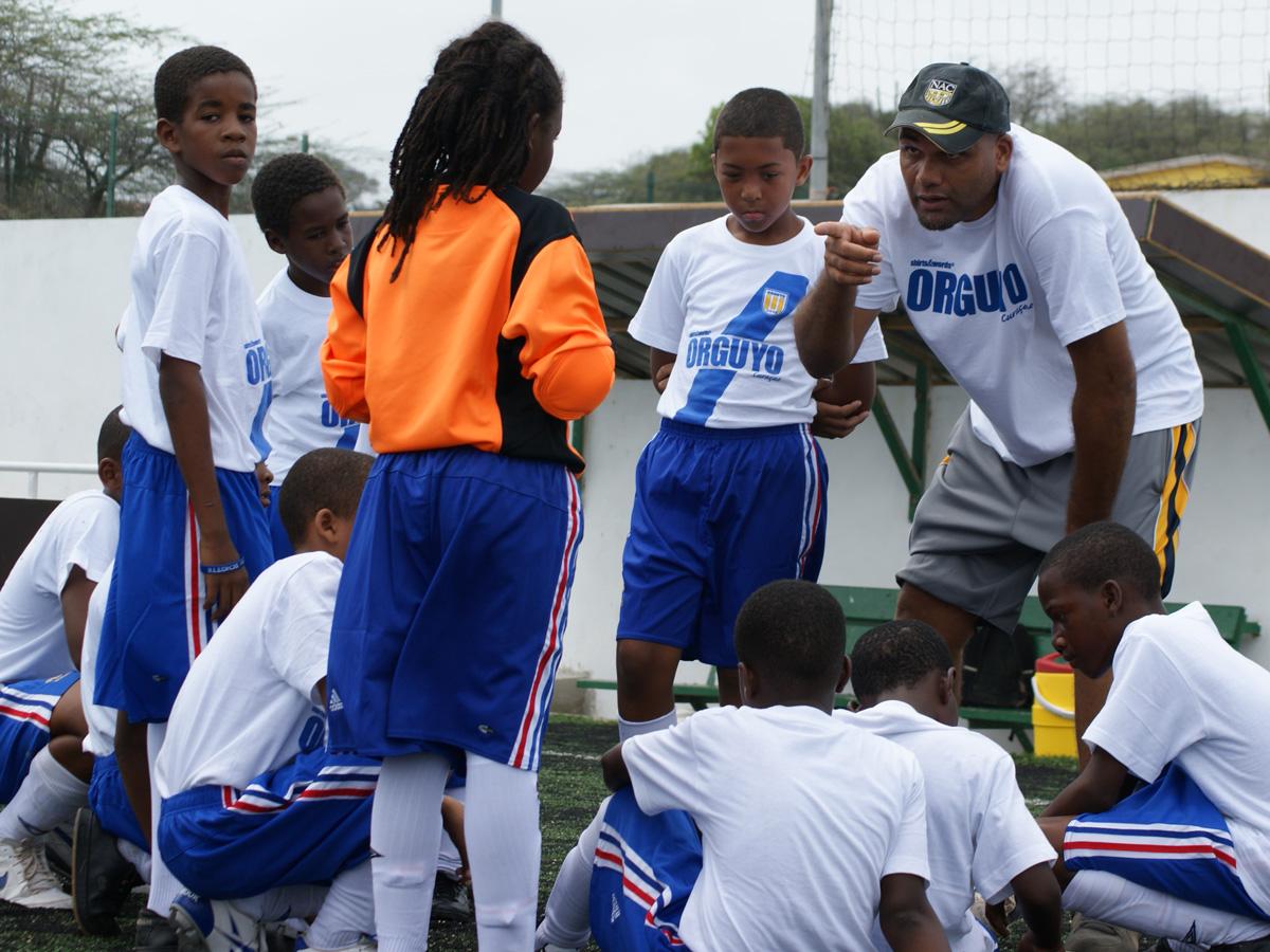 football team Orguyo FC Brievengat