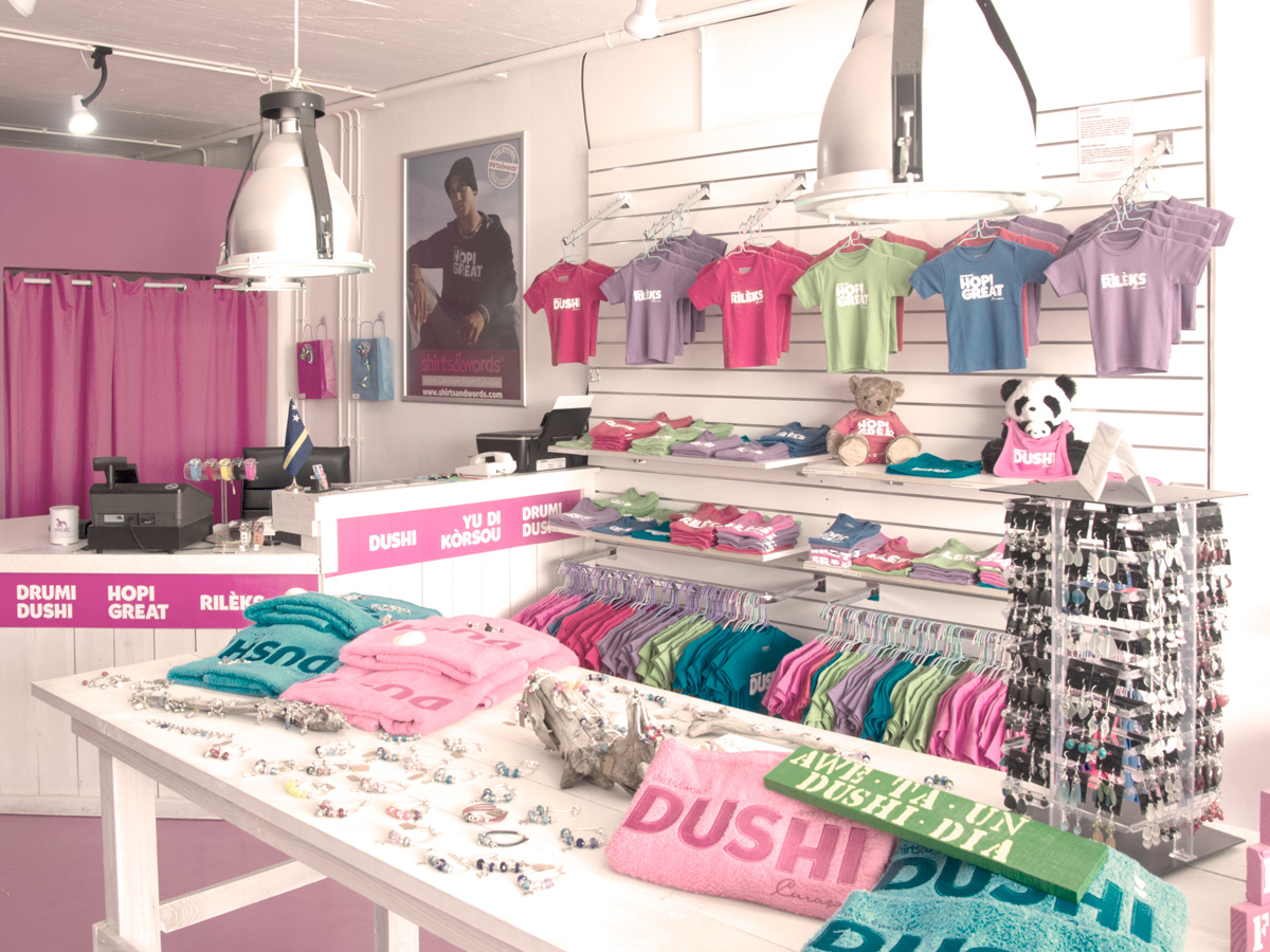 shirts&words store