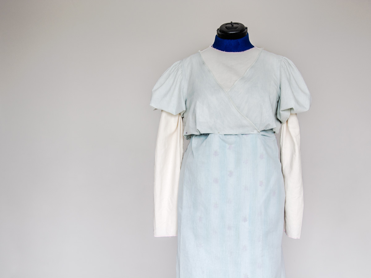prototype of a dress
