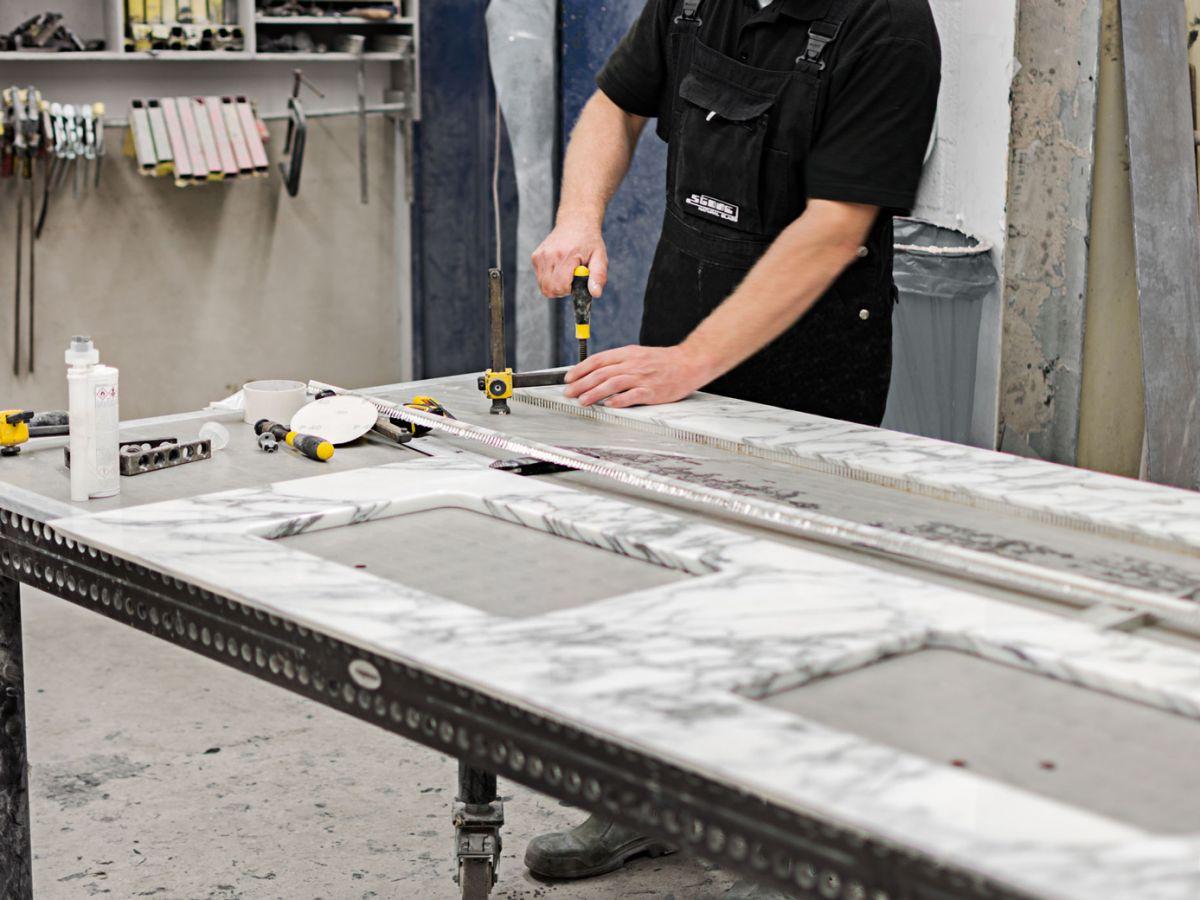 craftsman stone workshop