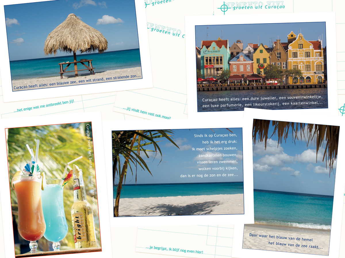 Postcards from Curacao 2003