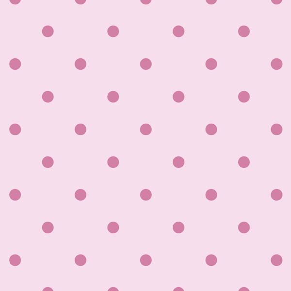 pattern dots pink