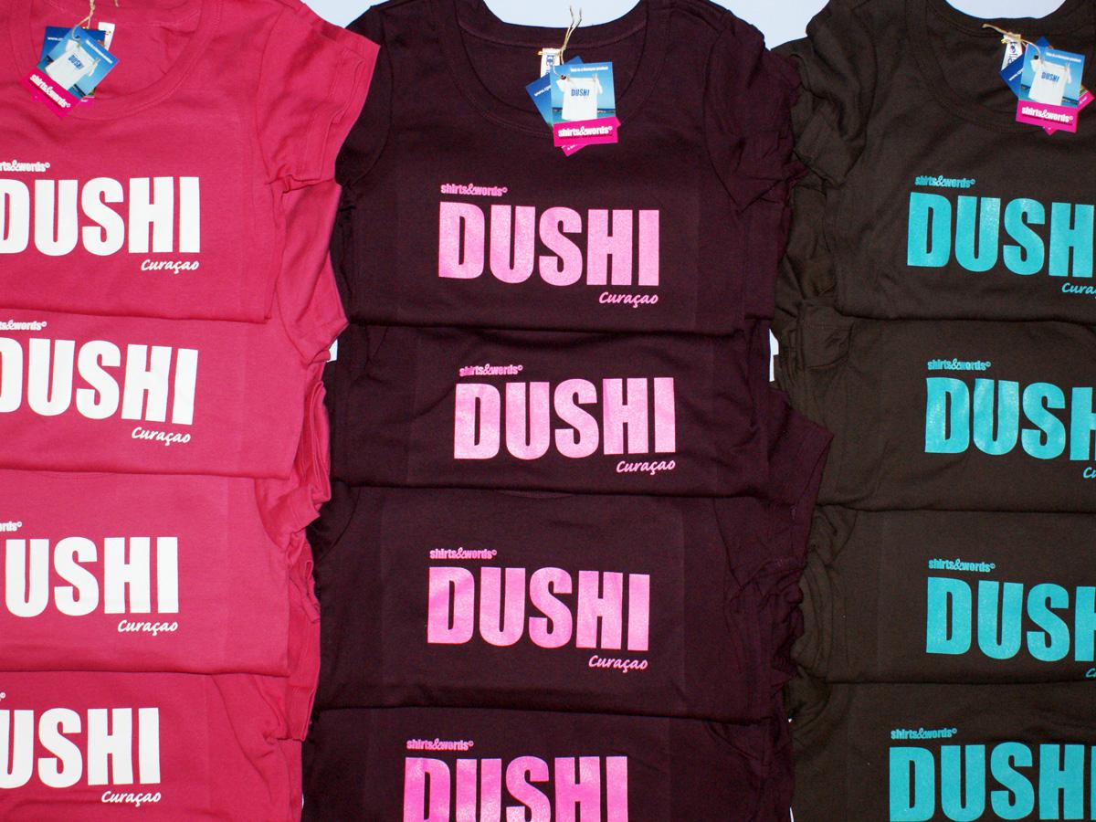 2009 Dushi ladies shirts