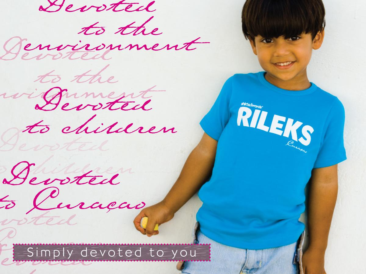 2011 // Rilèks shirt Curacao
