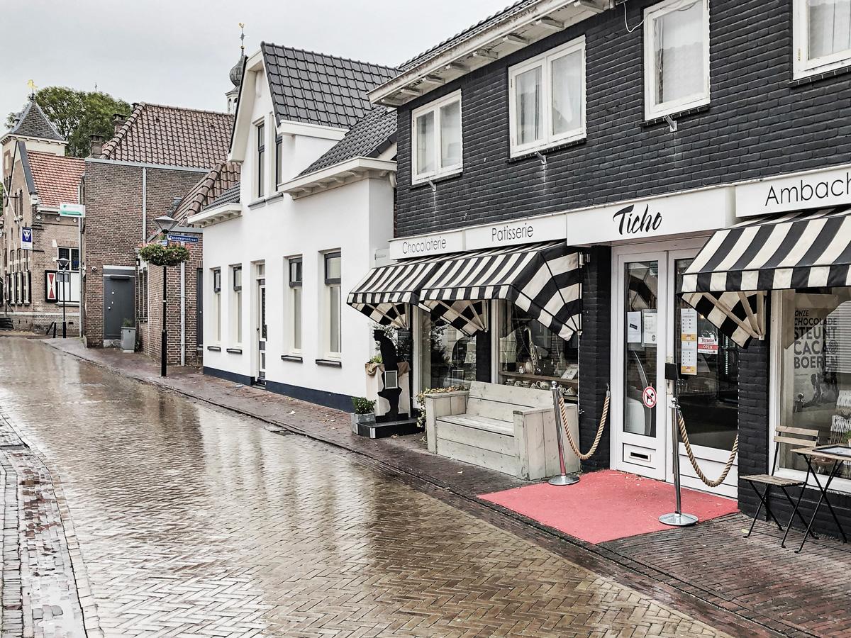 Ticho Chocolaterie Noordzandstraat 6