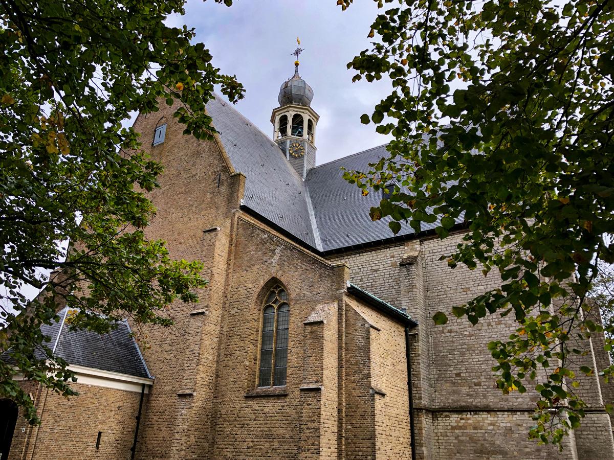 St Odulphus church