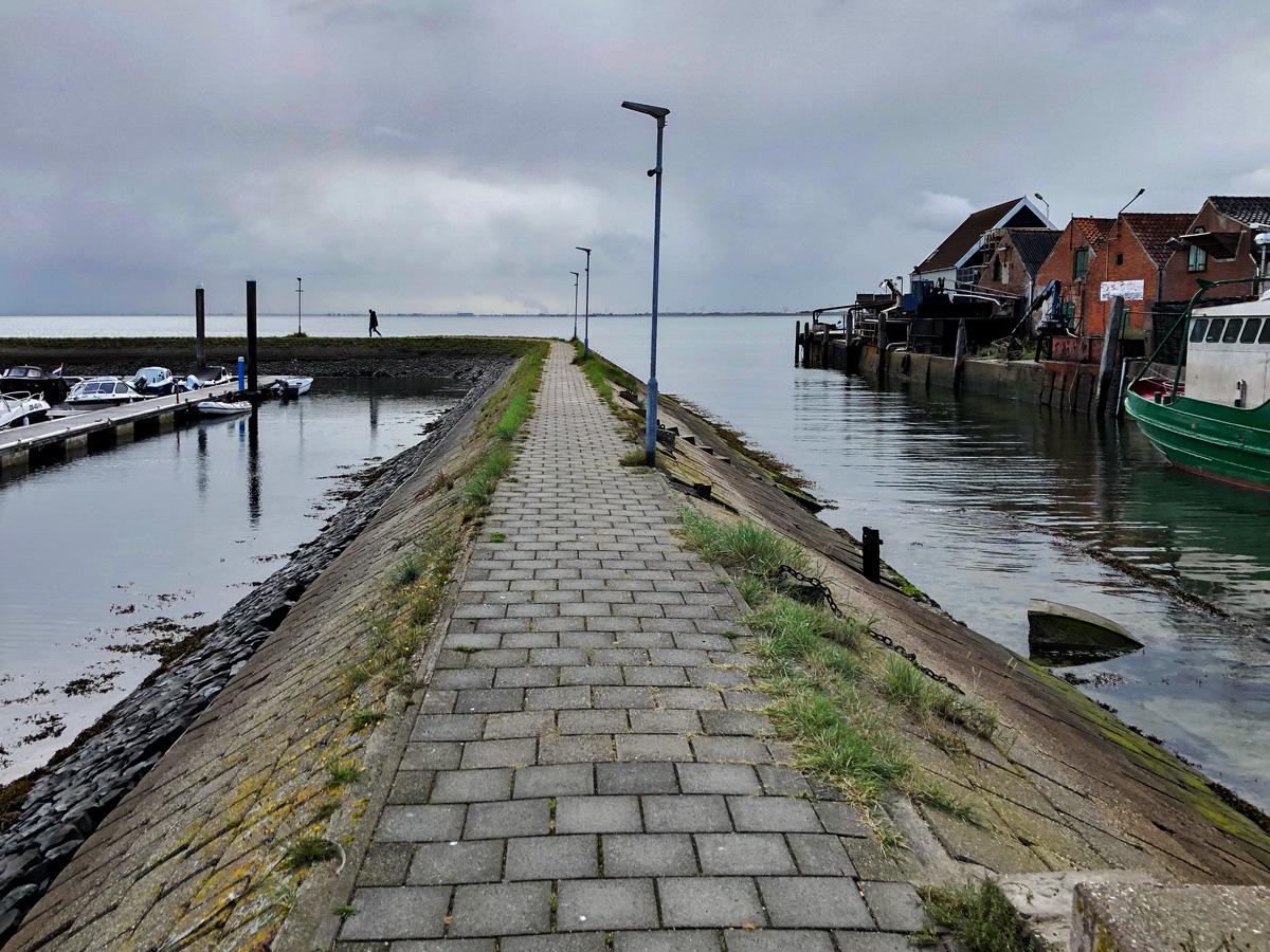 Yerseke harbour
