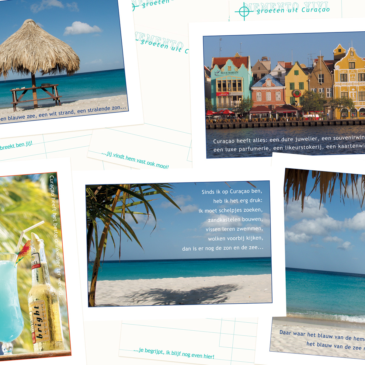Postcards from Curacao
